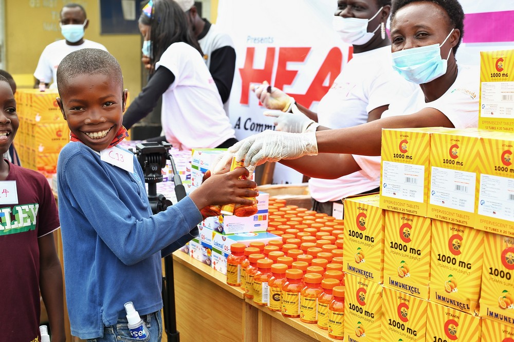 Health24 Outreatch at Ikota