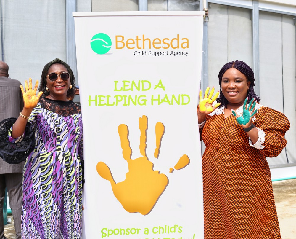 Lend A Helping Hand at Holy Trinity of Lagos