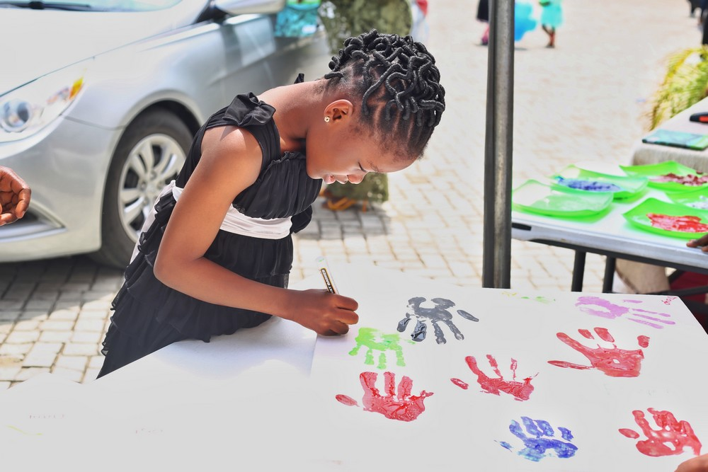Lend A Helping Hand at The Potters House of Lagos